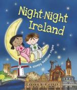 Night- Night Ireland [Board book]