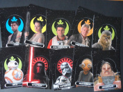 Force Attax Extra Star Wars the Force Awakens Set of all 10 Stand Up cards