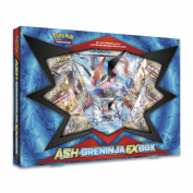 Pokemon Ash Greninja Ex Box