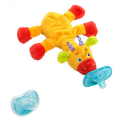 Bright Starts Cosy Coos Deluxe Giraffe