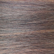 Nano Tip 1.0g Remy hair extensions 25 Strands 50cm Dark Brown