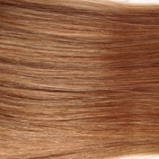 """Nano Tip 1.0g Remy hair extensions 25 Strands 20"""" Light Brown"""