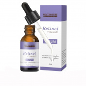 Uskincare Retinol Serum 2.5% - With Hyaluronic Acid & Vitamin E -1 oz 30 ml