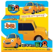 Little Bus Tayo Toy - NURI by tayo