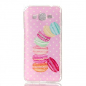 BLT® Yammy Cookies Print Case Cover for Samsung Galaxy Grand Prime G530H with a Anti-dust Plug As Gift