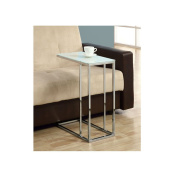 Modern Chairside Table