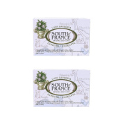 South Of France Milled Bar Soap, Gardenia, 180ml