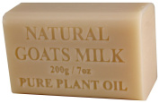 Natural Goat Milk Soap 200g 210ml