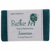 Rustic Art Organic Jasmine Soap 100 Grammes