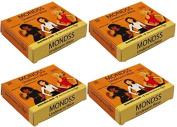 Sweat Pads / Shields (Adhere/Stick to Skin) MONDSS 4 PACK of Underarm Wear - for Men/Women. $2.75 FAST. WORLDWIDE.