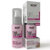 WOW Hair Vanish For Women - Best Hair Retardant - 100ml / 3.4oz