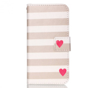 Samsung Galaxy S7 Cover Case, XRPow Phone Case Dual-Use Flip PU Leather Wallet Flip Case Stand Cover Case for Samsung Galaxy S7 ,Love