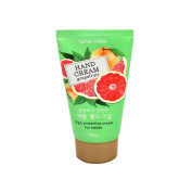 Natural Ingredients Hand Cream Fruit Scent Treatments Grapefruit