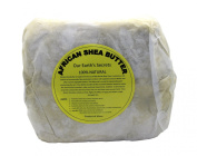 Ivory Raw Unrefined Shea Butter Grade A, 0.5kg - Our Earth's Secrets