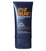 Piz Buin Mountain Suncream SPF50 50ml
