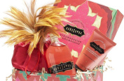 Kama Sutra Intimate Gift Sets & Fun Travel Kits TREASURE TROVE STRAWBERRY DREAM