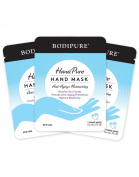 HandPure Hand Mask - Anti-Ageing and Moisturising Treatment - 3pack