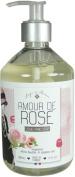 Amour de France by l'Epi de Provence Amour de Rose Liquid Hand Soap