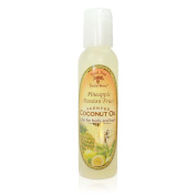 Moisturising Scented Coconut Oil for Massage and Hot Bath