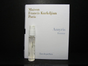 MAISON FRANCIS KURKDJIAN AMYRIS FEMME Eau De Parfum Spray VIAL FOR WOMEN 0.06 Oz / 2 ml BRAND NEW VIAL IN ORIGINAL PACKAGING