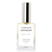 Quiet Lyric perfume. A gentle gresh lime with lyrical spring floral notes.