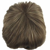 Toupee Wig Synthetic hair Toupees Hair Loss top Piece Wigs