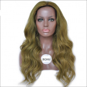 Top Grade Brazilian virgin Human Hair Green Colour Lace Front Wig Glueless Human Hair Full Lace Wig For Black Women 150 Density