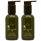 "Hair Chemist Macadamia Oil Hair Serum 120ml ""Pack of 5.1cm"