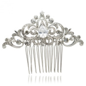 Smile Rhinestoneystals Hair b Bridal Hairpin WomenHair Jewellery Acccessories