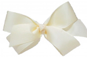Hair Bow 3.8cm Grosgrain Ribbon 15cm Width