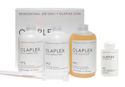 Olaplex Salon intro Kit for Professional Use, 520ml, w/ Two 100ml #3 Hair Perfectors Included