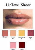 LipToxyl Sheer Tinted Lip Plumping Gloss in 6 shades