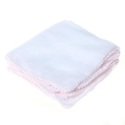 Ecloud ShopUS 10 Cotton Facial Cleansing Muslin Cloth Makeup Removal