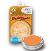 Tea Mali Ards hair colour chalk Perfect Powder Savannah Orange