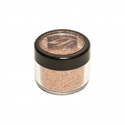 Powder Glitter Makeup Body Shimmer, Metallic Bronze