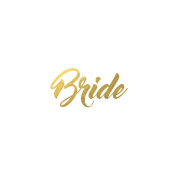 Bride - Original Fashiontats Metallic Jewellery Temporary Tattoos