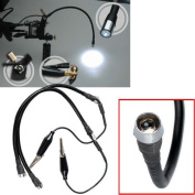 BephaMart Tattoo Machine Mounted LED LIGHT Adjustable Supply Shipped and Sold by BephaMart