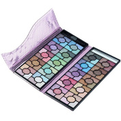 Beautyinside 100 Colours Banquet Rose Makeup Eyeshadow Palette Set With Purple Foil Bag Cosmetics Beauty