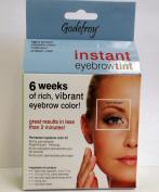 Godefroy instant eyebrow tint permanent eyebrow colour kit -