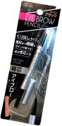 Daiso Japan Thin Eyebrow Pencil Natural Black