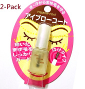 (2 Pack) Daiso Japan Waterproof Eyebrow Coat