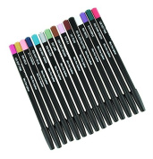 Eye & Lip Liners 15 Colour set