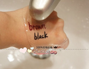 Dorisue Stay All Day super waterproof long lasting eyeliner Black brown liquid Cosmestic