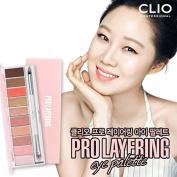 Clio Pro Layering Eye Palette #3 Softish