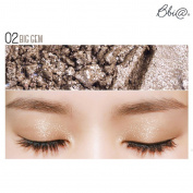 [Bbia] Rich Pigmentation Glitter Jewel Eye Shadow Gem Stone Series 2g - 5 Colours