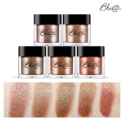 [Bbia] Jewel Sparkling Glitter Powder Eye Shadow Pigment 1.8g / 5 Colour Set Luxury Collection / #11-#15