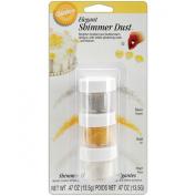 Shimmer Dust .1390ml-Elegant - Silver, Gold & Pearl