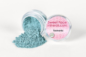 TASMANIA Eye Shadow 5g Jar Mineral Makeup Bare Skin Sheer Liner Loose Powder Cover