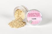 CUDDLE Eye Shadow 5g Jar Mineral Makeup Bare Skin Sheer Liner Loose Powder Cover