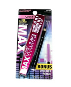Wen n Wild 10X Volume Mascara AMP'D Black and Eyeliner Pencil